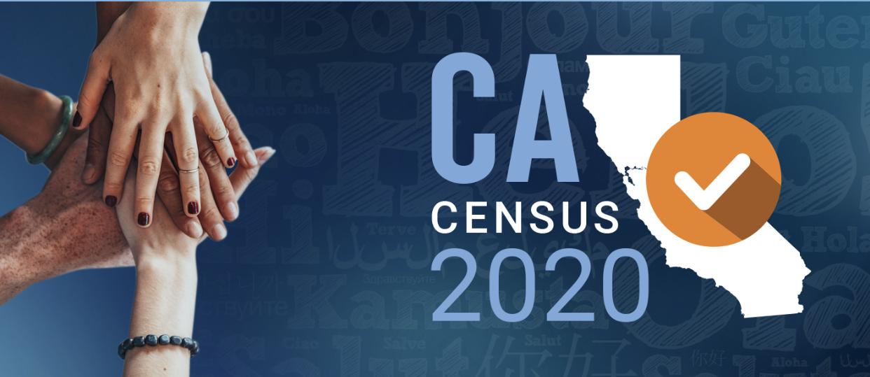 California Census 2020